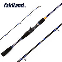 Ultralight High Strength Carbon Fiber Casting Spinning Switch Handle Fishing Rod