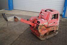 Ammann Rüttelplatte TYP AVH 60 20 490 KG  Hatz Dieselmotor 1D81S (385)