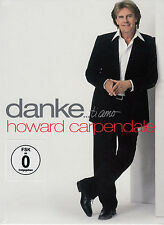 HOWARD CARPENDALE : DANKE...TI AMO (SOUND + VISION) / 2 CD-SET + 1 DVD - NEU