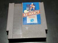 Ice Hockey (Nintendo Entertainment System, 1988) AUTHENTIC! TESTED!
