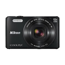 Nikon COOLPIX S7000 16MP Digital Camera with 20x Optical Zoom Wi-Fi / NFC Black