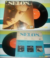 PIERRE SELOS - N.4 25CM 10' French Pop Unidisc