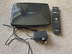 Humax FVP-5000T Freeview Play HD TV Recorder 1TB - Black
