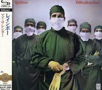 RAINBOW-DIFFICULT TO CURE-JAPAN SHM-CD