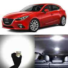 Alla Lighting Dome Light DE3175 DE3022 Super Bright White LED Bulb for Mazda 3 5