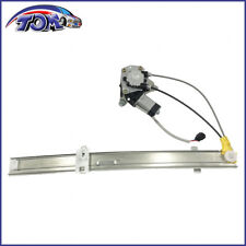 Power Window Regulator and Motor Assembly Rear Left For Liberty, 748-569
