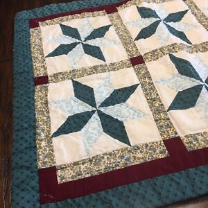 """1 Pillow Sham 22"""" X 28"""" Quilted"""