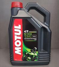 Aceites, líquidos y lubricantes de motor Motul 4 L para Suzuki