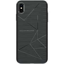 NILLKIN Wireless Charging Receiver Case Cover Built-in Magnets for iPhone XS Max