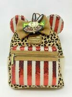 Disney Minnie Mouse The Main Attraction Loungefly Jungle Cruise Backpack LR C