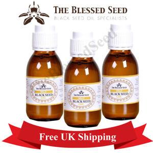 Black Seed Oil - Cold Pressed 300ML Mild Test Natural & Alternative Remedies