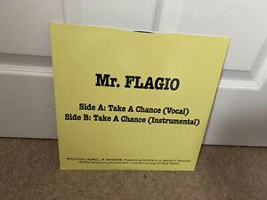 "Mr. Flagio – Take A Chance 12"" NEW"