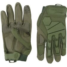 ALPHA TACTICAL COMBAT GLOVES HARDSHELL KNUCKLE MICRO FIBRE PALM SHOOTING BIKERS