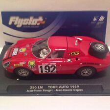 FLYSLOT FERRARI 250 LM TOUR AUTO 1969 #192- NEW!!