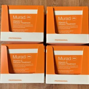Murad Vitamin C Infusion Treatment Gel + Powder ~ 60 Treatments~ Brand New Boxed