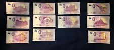 zero euro banknote France And Germany