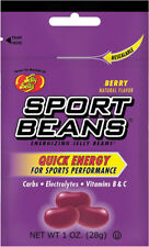 New Jelly Belly Sport Beans: Berry Box of 24