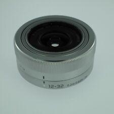 Panasonic 12-32mm F3.5-5.6 ASPH Lumix Lens (Silver)