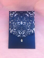 NEW Muslim Indian Hindu Sikh Asian Wedding Cards Invitations | 100 PACK