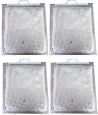 24 qm Gitterfolie transparent weiße Folie Abdeckung Beet Treibhaus Gewächshaus