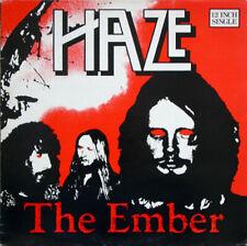 """British Neo-Prog Rock HAZE """"The Ember"""" 12""""EP 1985 GABADON U.K. Excellent/Mint-"""