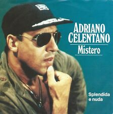 "Adriano Celentano - Mistero / Splendida E Nuda (7"" Vinyl-Single Germany 1986)"