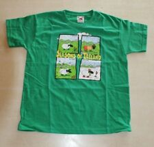 Tee shirt Irlande vert neuf taille 7-8 ans (128 cm) marque Fruit of the Loom