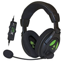TURTLE BEACH -- EAR FORCE X12-- AMPLIFIED GAMING HEADSET-- XBOX 360- NEW