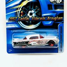 2005 Hot Wheels 1957 Cadillac Eldorado Brougham #147 Red 3sp Police Car New