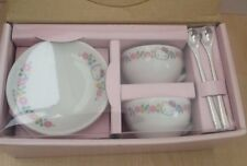 vintage Sanrio Hello Kitty Tea Cups Set In original Box