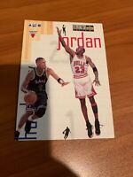 1997 Upper Deck Collectors Choice Michael Jordan Penny Hardaway Jumbo Card