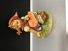"""Hummel Figurine 459 """" on The Summer Meadow """" 4 1/8in First Choice, Top Zustand"""