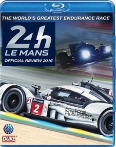 Le Mans 2016 Official Review - (Blu-ray)