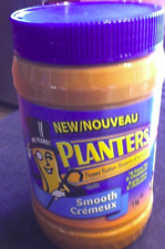 2  Planters Peanut Butter Smooth  1kg