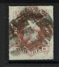 Brazil SC# 62, Used, Hinge Remnants - S8195