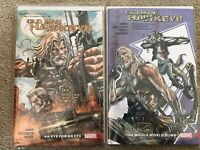 MARVEL COMICS OLD MAN HAWKEYE VOL.1 & 2 COLLECTS ISSUES #1-12