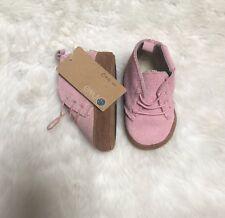 Emu Baby Boots Sheepskin Kids Babies Wool Pink Months Moccasin Slip 5 Australia