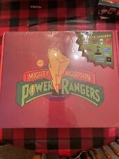 New Hasbro Culturefly Mighty Morphin Power Rangers Box Gamestop Exclusive Figure