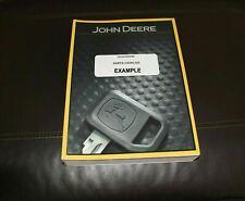 John Deere 450d Dozer Bulldozer Parts Catalog Manual