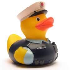 Polizist  Quietscheente Badeente-Gummiente-Quietscheentchen-Plastikente