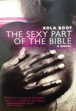 The Sexy Part of the Bible by Boof, Kola New Hardcover book club edition
