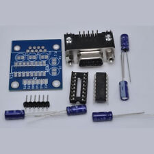 DIY kit - LC - RS232 to 5.0V  converter (MAX232 clone)