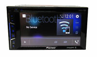 "Pioneer AVH1500 6.2"" WVGA Touchscreen Double DIN Multimedia DVD Receiver"