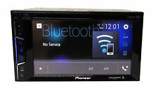 """Pioneer AVH1500 6.2"""" WVGA Touchscreen Double DIN Multimedia DVD Receiver"""