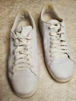 Lacoste Mens Carnaby RS 2 Sneakers White Lace Up Low Top Shoes 12