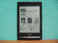 Libro electronico Digital SONY modelo PRS-T1 Book Reader ebook tactil wifi.