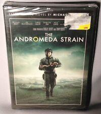 DVD THE ANDROMEDA STRAIN Viola Davis/Benjamin Bratt/Christa Miller NEW MT SEALED