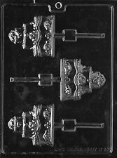 WEDDING CAKE LOLLY POP mold candy chocolate soap molds cupcake tier cakes
