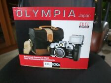 New, OLYMPIA  ADVANCED CAMERA - DL 2000A - Focus Free 35 mm Camera with Flash .
