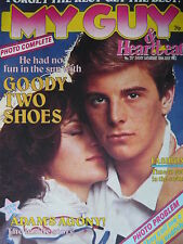 MY GUY MAGAZINE 10TH JULY 1982 - ADAM ANT